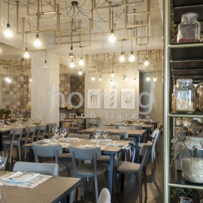 sala principale per attività di ristorazione
