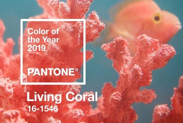 Pantone ha scelto Living Coral come colore dell'anno