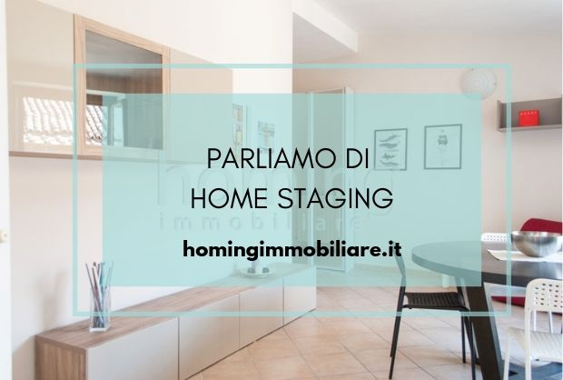 home staging e valorizzazione immobiliare