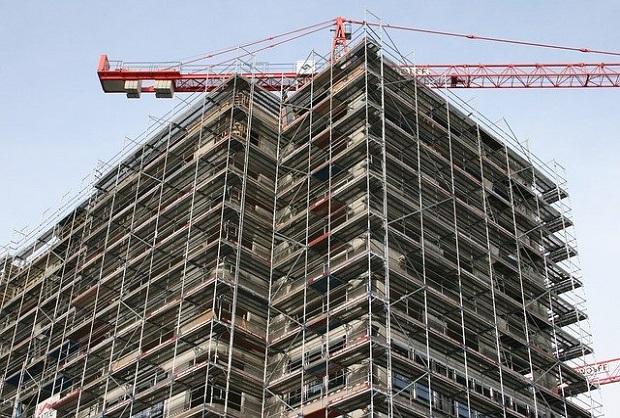 Palazzo in ristrutturazione con l'ecobonus 110%